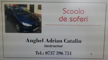Scoala de Soferi - Anghel Adrian Catalin