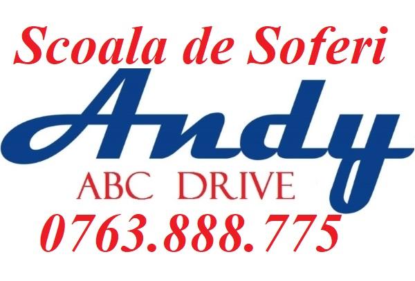 Scoala de Soferi - Andy