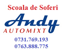 Scoala de Soferi - Andy-Automixt
