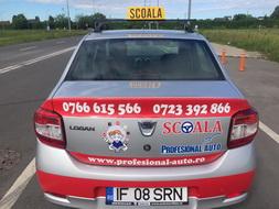 Scoala de Soferi Profesional Auto